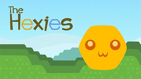 Materia Works Game Studio - Videogame Development Company - The Hexies - 2D Puzzle Videogame