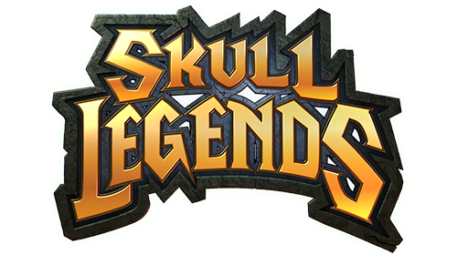 Materia Works Game Studio - Videogame Development Company - Skull Legends - Logo